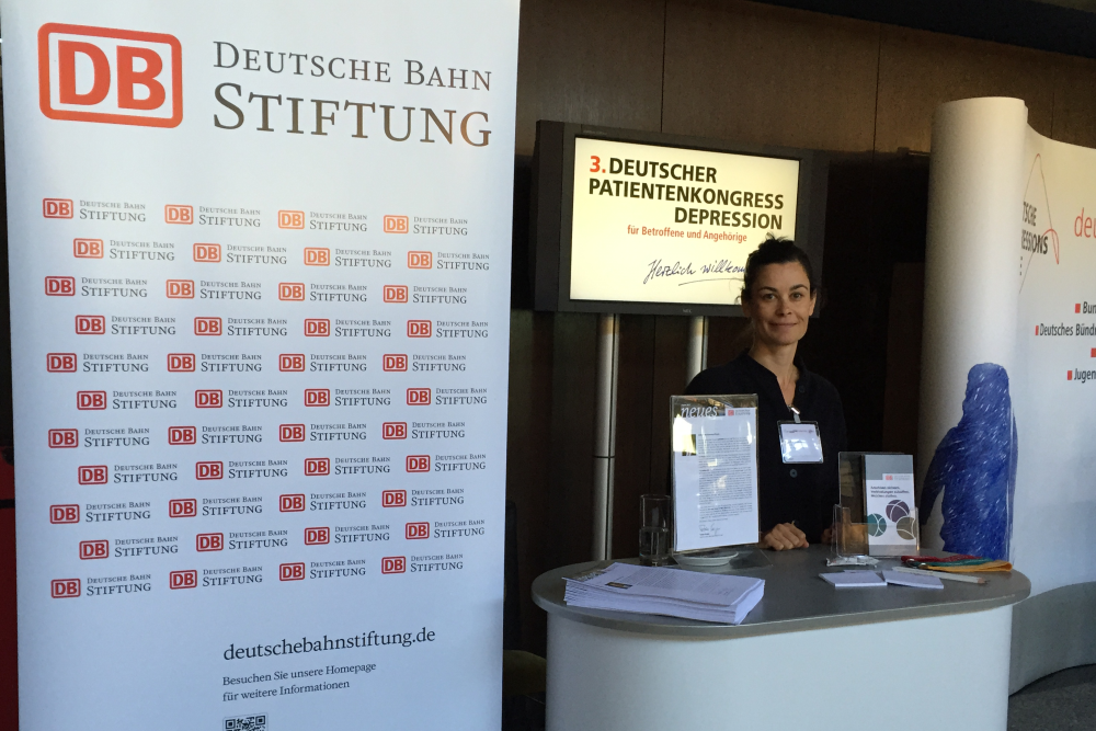 Information und Networking beim Patientenkongress.