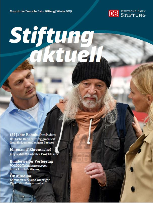Stiftung aktuell Herbst 2018